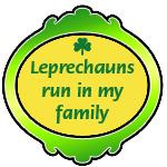 Leprechaun Family