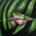Fun Frog #2