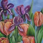 Mainly Irises