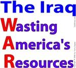 Iraq, Wasting America's Resources