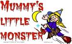 Mummy's Little Monster (girl)