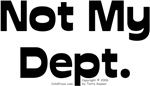 Not My Department