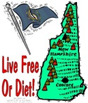 NH - Live Free or Diet!