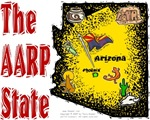AZ - The AARP State!