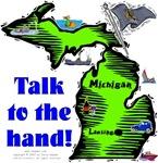 MI - Talk to the hand!