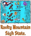 CO - Rocky Mountain Sigh State.