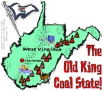 WV - The Old King Coal State!