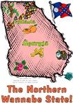 GA - The Northern Wannabe State! (1956 flag)