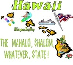 HI - The Mahalo, Shalom, Whatever...