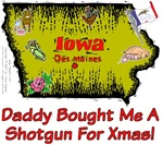 IA - Daddy bought me a shotgun...