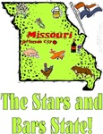 MO - The Stars and Bars State!