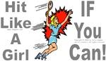 Hit Like A Girl (tennis 1)