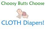 Choosy Butts - Design 2