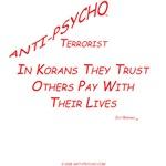 Anti-Psycho Terrorism
