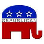 Classic Republican Elephants