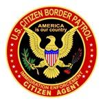 Border Patrol - US Citizen