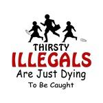 Border Patrol - Thirsty Illegals