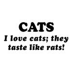 Sayings: I Love Cats