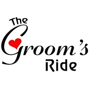 The Groom's Ride (b/w)