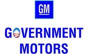 GM: Government Motors