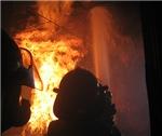 Firefighter Flashover