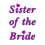 Wedding Simply Love Sister of the Bride