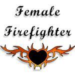 Female Firefighters Tattoo