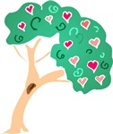 Tree of Love on Earth Day