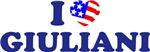 I Heart / Love Giuliani