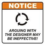 Designer / Argue