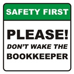 Bookkeeper / Wake