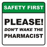 Pharmacist / Wake
