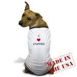 Doggie Tees and Pet Dishes