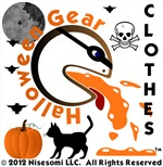 Halloween Gear Clothes