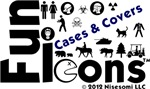 Fun Icons Cases & Covers