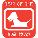Year of The Dog T-Shirt 1970