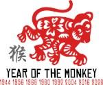 Chinese Zodiac Monkey Years T-Shirts & Gifts