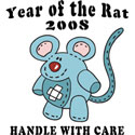 Cute Year of The Rat T-Shirt