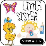 Little Sister T-Shirts Little Sister T Shirt Tees