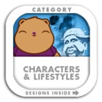 Characters & Lifestyles