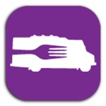 Food Truck: Side/Fork (Purple)