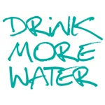 Drink More Water_Blue2