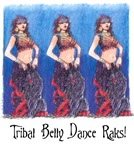 Tribal Belly Dance Raks!
