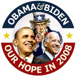OBAMA BIDEN UNCLE SAM