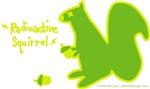 Radioactive Squirrel!