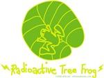Radioactive Tree Frog!