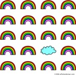 One of These Rainbow Days!