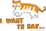 I Want to Nap...