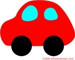 Wee Red Car!