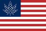 Indica Leaf 420 Victory Flag